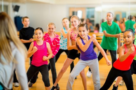 Dancing Dreams Lessons for Schools