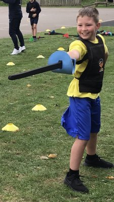 fitfence http://sporting-dreams.co.uk/uploads/images/fitFENCE/fitfence_at_Matthew_Evans_Fitfence_taster_day_at_Kirkby_Lane_Thorpe_School_19th_Sept_2018_pic3.JPG