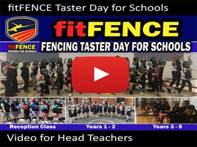 fitfence taster day for schools video for head teachers